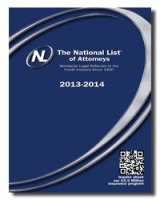 The National List of Attorneys 2013-2014 Directory